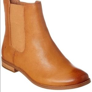 Frye Chelsea Boots, Anna (in camel)